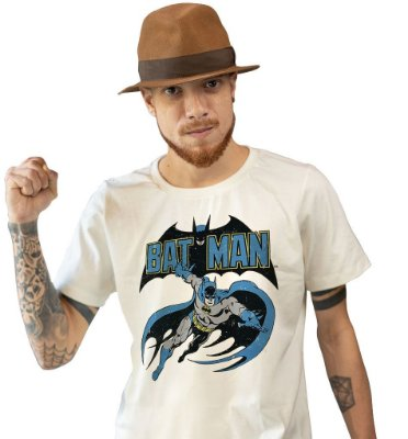 Camiseta Batman - Era de Prata