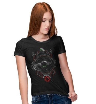 Camiseta Star Wars - Imperial Forces