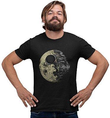 Camiseta Star Wars - Dark Side Of The Moon