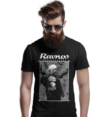 Camiseta Clanbook Ravnos - Vampiro, A Máscara