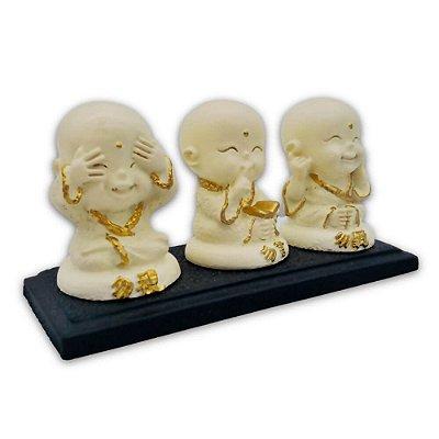Trio de Budas