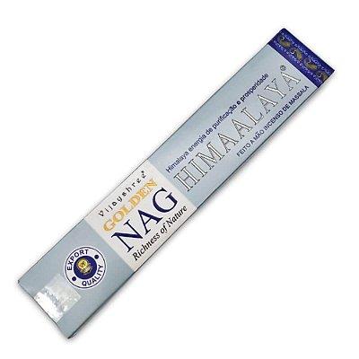 Incenso Golden Nag Himaalaya