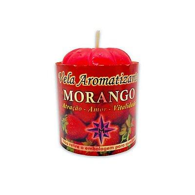 Vela Aromática Morango