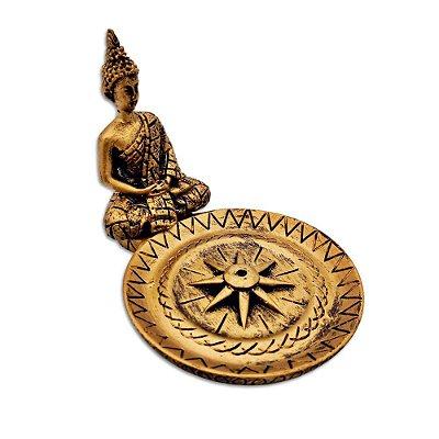 Incensário Buda Sidarta