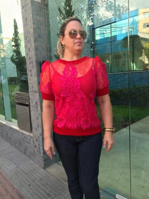 Blusa Catarina