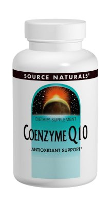 COENZYME Q10 - 60 Softgels - 100MG - Suporte Antioxidante para o Coração, Cérebro, Imunidade e Fígado - Source Naturals