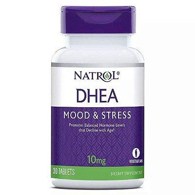 DHEA 10mg 30 comprimidos - Natrol