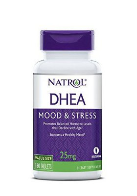 DHEA25mg - 180 Tablets - Natrol