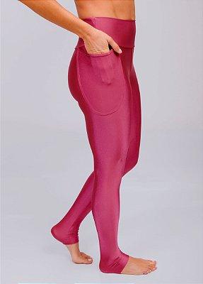 Legging Trilobal Bolso Lateral GROSELHA