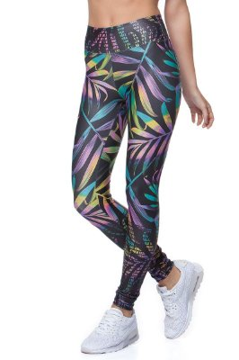 Legging Sublime Colors Rola Moça 06269