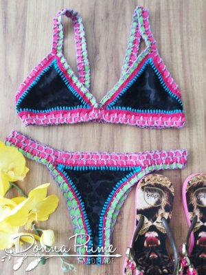 Biquíni Atena Crochet Donna Prime