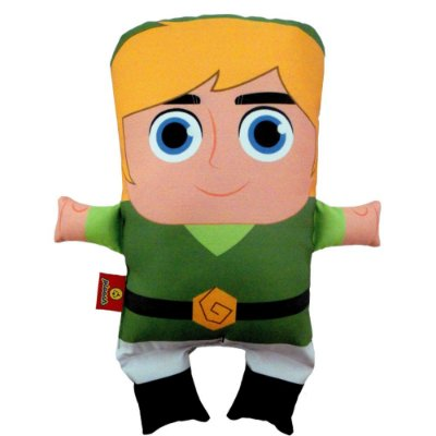 Ploosh Head Link (Legend of Zelda)