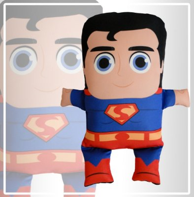 Ploosh Head - Super Homem
