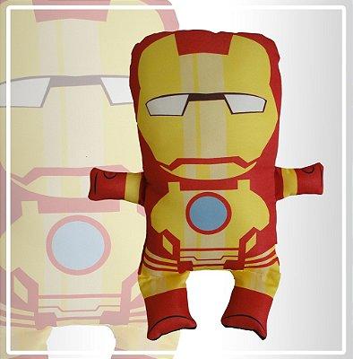 Ploosh Head Homem de Ferro