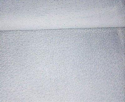 Camurcinha Suína - Cor: Gelo - 0.4 à 0.6 mm
