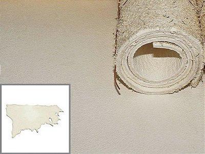 Meio Curtume de Búfalo - Cor: Natural - 2.5/3.5 mm