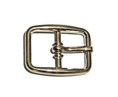 Fivela Pequena - Niquelada/Ouro Velho - 13/15 mm