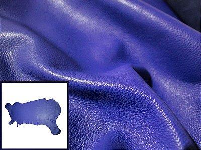 Couro Relax - Cor: Azul - 1.2/1.4 mm