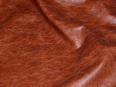 Couro Linha Brut - Cor: Caramelo Desert - 1.0/1.4 mm