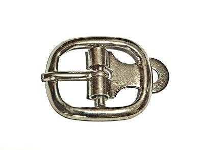Fivelinha Aplicação com Rebite - Niquelada - 16 mm