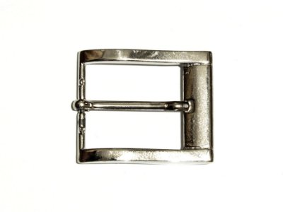 Fivela 45 - Tradicional - Niquelada - 35mm