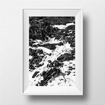 Fotografias individuais - Título: Frio fragmento