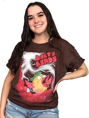 Camisa Bolt the Birds