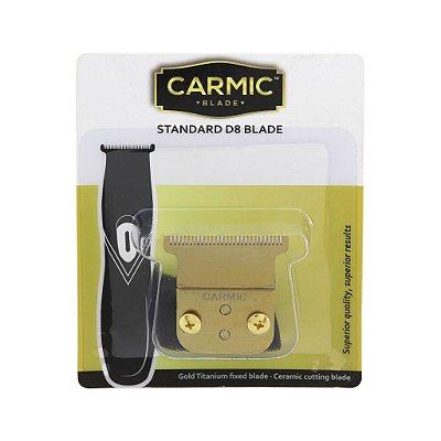 Lâmina Máquina de Acabamento Andis Slimline Pro Li  GOLD (Ceramica + Aço)