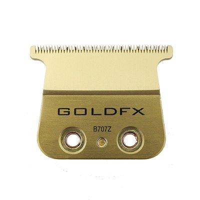 Lâmina Para Máquina Acabamento Babyliss Gold FX707Z