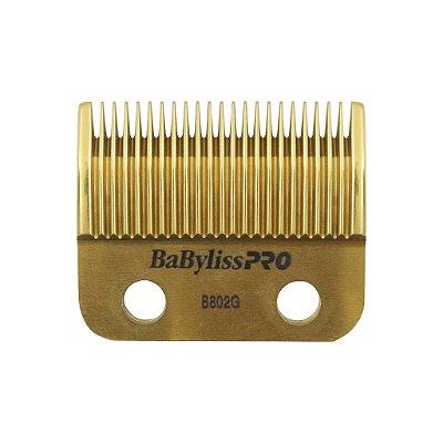 Lâmina Maquina De Corte Babyliss Gold FX802G