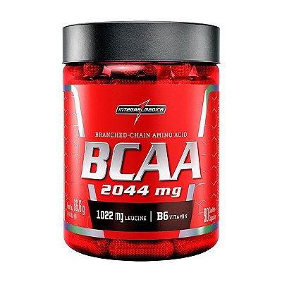 BCAA 2044mg - 90 caps - Integralmédica