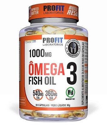 Omega 3 - 1000mg - 90 caps - Profit
