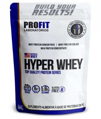 Hyper Protein - 900g - Profit