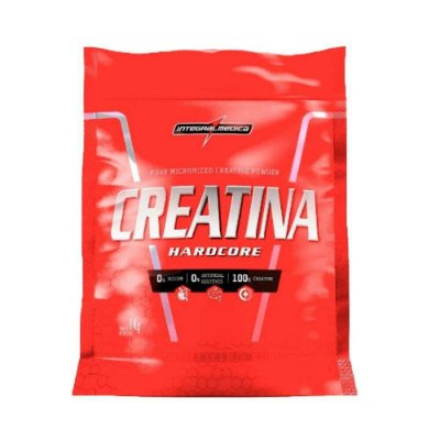 Creatina Hardcore - 1kg - Integralmédica