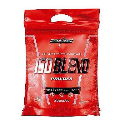 Iso Blend Powder - 907g - Integral Médica