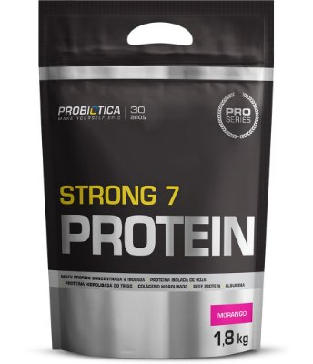 Strong7 Protein - 1,8kg - Probiótica