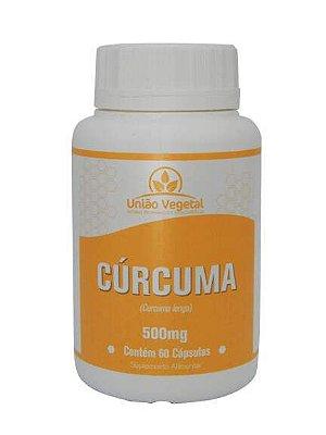Cúrcuma (Curcumina) - 60 caps - União Vegetal