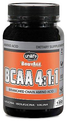 BCAA - 180 caps - Unilife