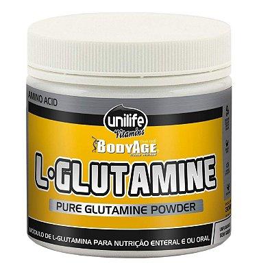 L-Glutamine - 300g - Unilife