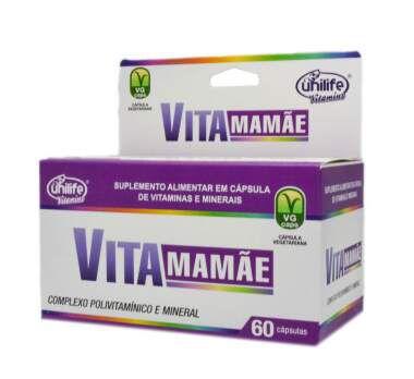 Vita Mamãe - 60 caps - Unilife