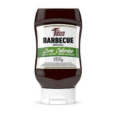 Molho Barbecue Zero - 350g - Mrs Taste