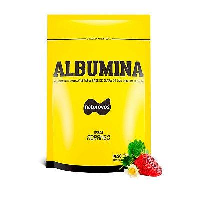 Albumina (Sabores) - 500g - Naturovos