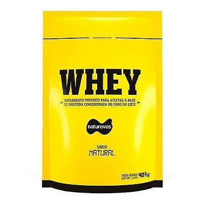 Whey Protein - 907g - Naturovos