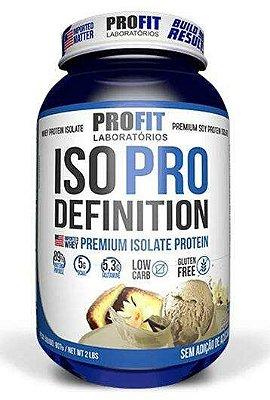 Iso Pro Definition - 900g - ProFit