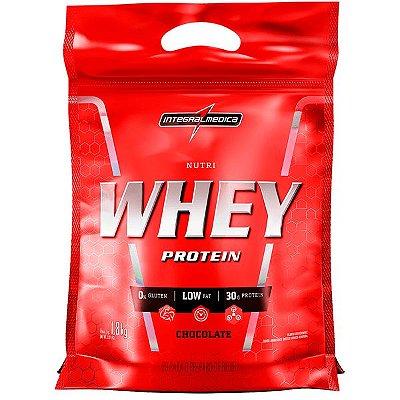 Nutri Whey Refil - 1,8kg - Integralmédica