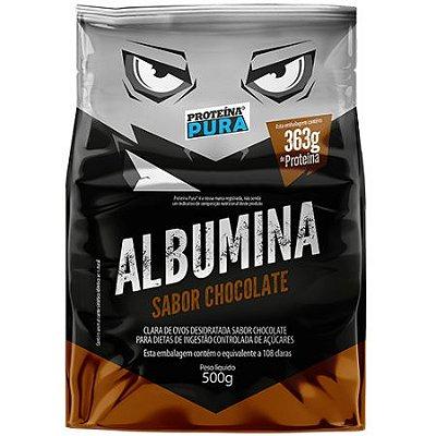 Albumina - 500g - Proteina Pura