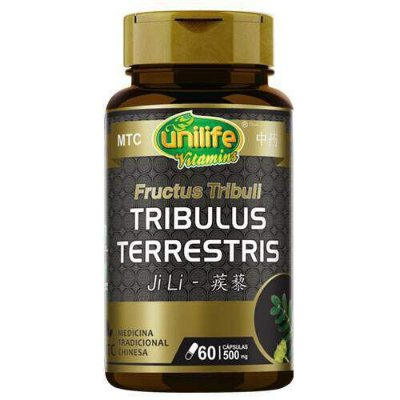 Tribulus Terrestris - 60 caps - Unilife