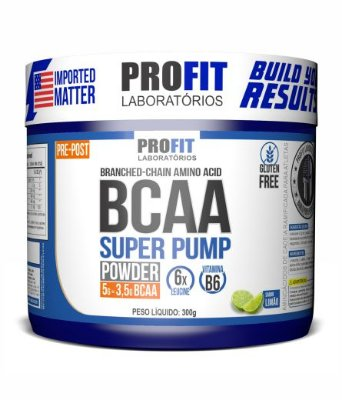BCAA 6.1.1 Super Pump Powder - 150g - Profit