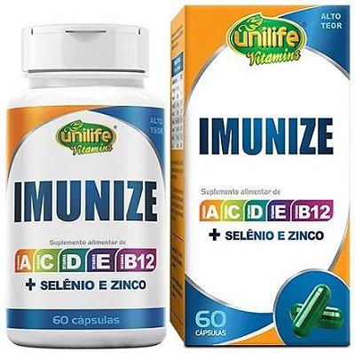 Imunize - 60caps - Unilife