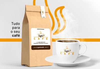 mini banner cafe